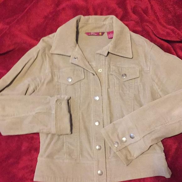 SO Jackets & Blazers - Corduroy jacket